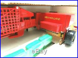1/16 Ertl New Holland Square Baler New In Box