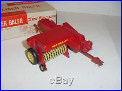 1/16 Vintage New Holland Hayliner Baler by Advanced Products (1965) NIB