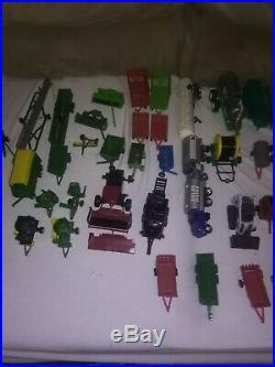1/64 Hay Alfafa Silage Equipment Silos New Holland Case Ih Baler Irritation