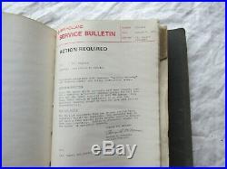 1977-1987 New Holland combine baler service bulletins