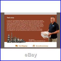 89847572 Set-12 Baler Rake Teeth for Ford/New Holland BB900 BB960R BR7060 27P