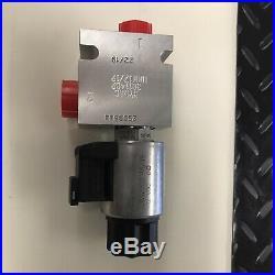 CNH 47934962 Manifold Valve Case IH RB455 RB456 Baler New Holland