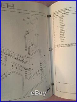 NEW HOLLAND BB940 BB960 Baler S/N 238001-Up PARTS CATALOG Manual Book Guide Shop