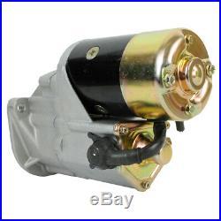 New 10t Starter Fits New Holland Baler 1068 1069 1075 Mower 1495 1496 26274a/d