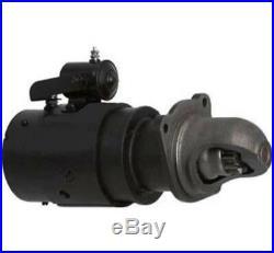 New 12v 10t Ccw Starter Motor Fits New Holland Baler 1280 1281 290 Mha7004 46841