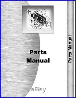 New Holland 273 Baler Parts Manual NH-P-273 HAY