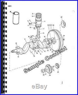 New Holland 311 Square Baler Parts Manual Catalog   New