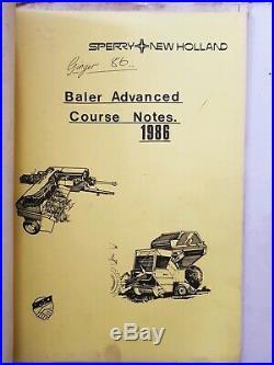 New Holland 368 370 377 387 Baler Service Training Manual