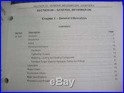 New Holland 565, 570, 575, 580 Square Balers Repair Manual