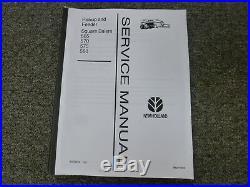 New Holland 565 570 575 580 Square Balers Shop Service Repair Manual 40056540
