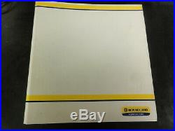 New Holland 565 570 575 and 580 Square Balers Repair Manual