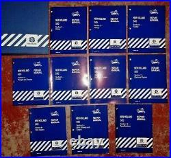 New Holland 585 Baler Service Repair Shop Workshop Manual NH COMPLETE ORIGINAL