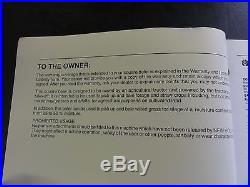 New Holland 590 595 Baler Operator's Manual 12/96