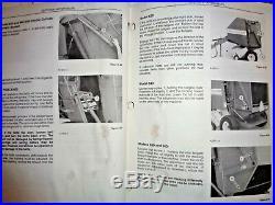 New Holland 630 640 650 660 Round Baler Service Repair Manual COMPLETE ORIGINAL