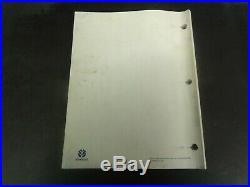 New Holland 644 654 664 Baler Operator's Manual 42064430 8/95