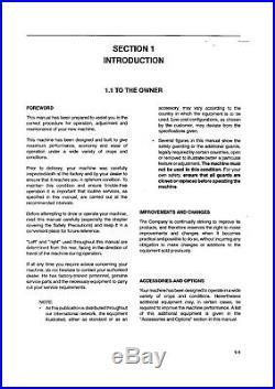 New Holland 648 658 Baler Operators Manual