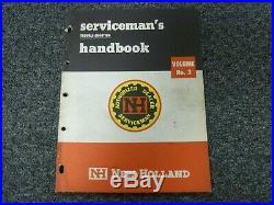New Holland 65 268 270 271 280 Baler 49 50 Bale Thrower Service Repair Manual