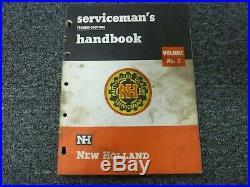 New Holland 67 68 69 78 178 270 271 280 1280 Baler Shop Service Repair Manual