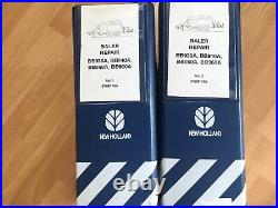 New Holland BB930A BB940A BB950A BB960A Baler factory service repair manual