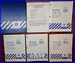 new holland br740 br750 br770 br780 round baler service repair rh newdutchbaler com BR780 Round Baler Specs BR780 Parts