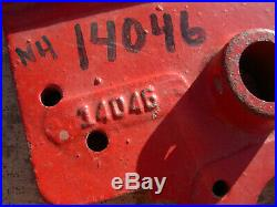 New Holland Baler Twister Housings 14046 and 14167 Cast #14045