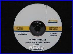 New Holland Bb930a Bb940a Bb950a Bb960a Baler Service Repair Manual Set On CD