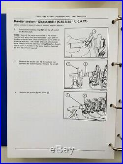 New Holland Bb940a Bb950a Bb960a Baler Service Manual