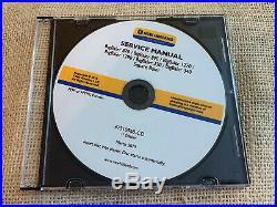 New Holland BigBaler 870 890 1270 1290 330 340 Big Square Baler Service Manual