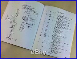 New Holland Model 310 Baler Hayliner Service Parts Catalog Manual Square Bale