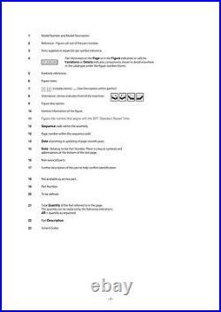 New Holland Rf 440 Utility Baler Parts Catalog