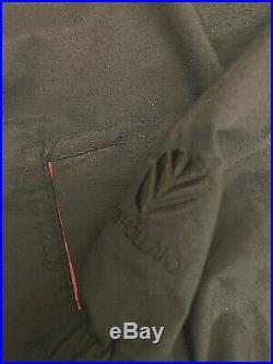 New Holland Roll Belt Balers Mesh Lined Windbreaker Swingster Jacket XL USA