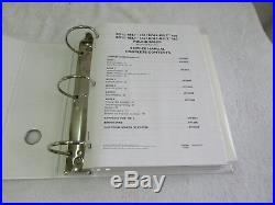 New Holland Round Baler Roll Belt 450 460 550 560 47915803 2 Service Manuals
