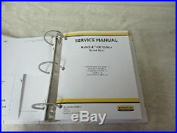 New Holland Round Baler Roll Belt 450 Utility 47546428 Dealer Service Manuals