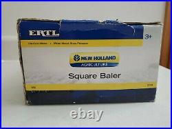 New Holland Square Baler 1/16 ERTL