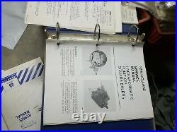 New Holland Square Baler Service Repair Manual LOT