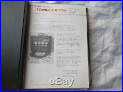 New Holland service bulletins manual baler 315 850 851 855 combine TR 75 85 70