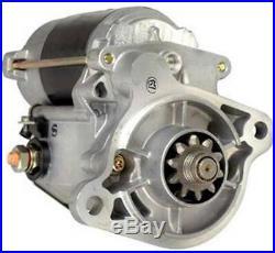 New Starter Fits Fit New Holland Balers 1.3l & 2.0l Teledyne Engine 128000-2960