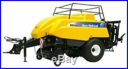 UNIVERSAL HOBBIES 1/32 New Holland BB9090 baler yellow