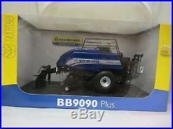 Uh Universal Hobbies New Holland Bb9090 Baler Press Power Blue Conversion