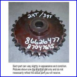 Used Pickup Drive Sprocket Compatible with New Holland BR7070 BR740 BR750